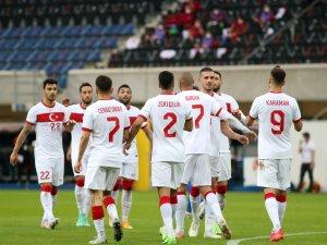 Türkiye: 2 - Moldova: 0