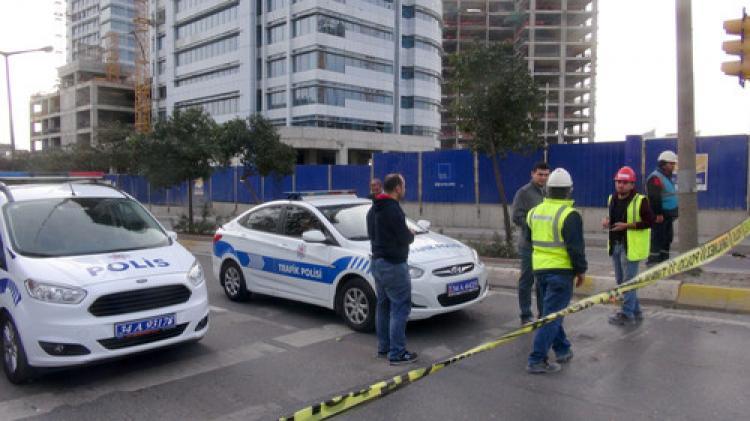 2 kişi yaralandı, 4 otomobil hasar gördü
