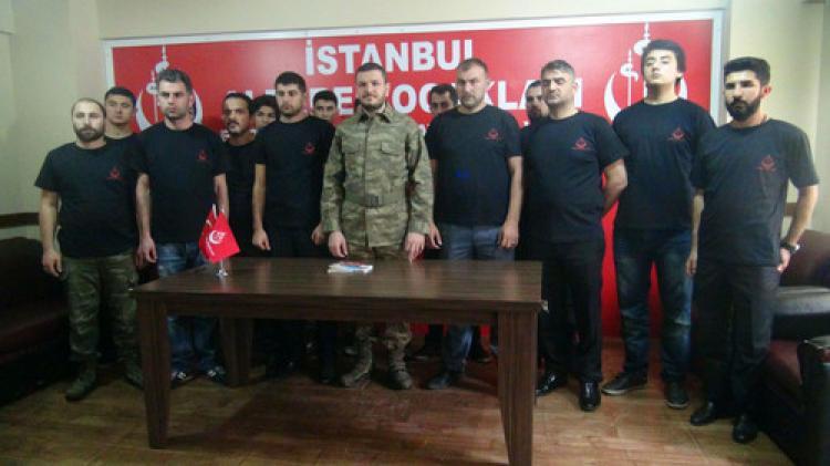 Alperenler, Türkmenlere destek için Suriye'ye gidiyor