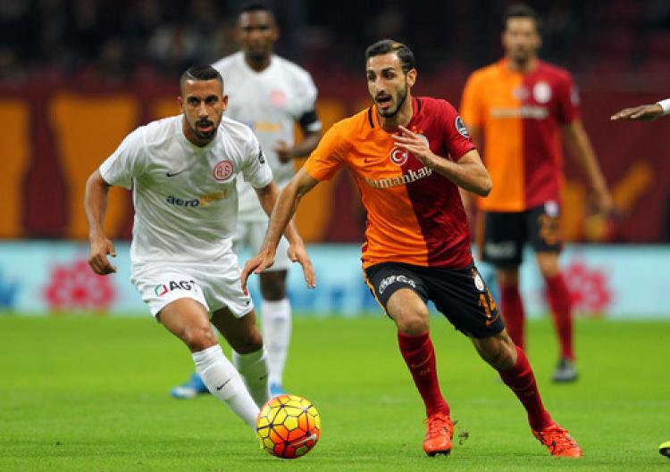 Galatasaray: 3 - Antalyaspor: 3
