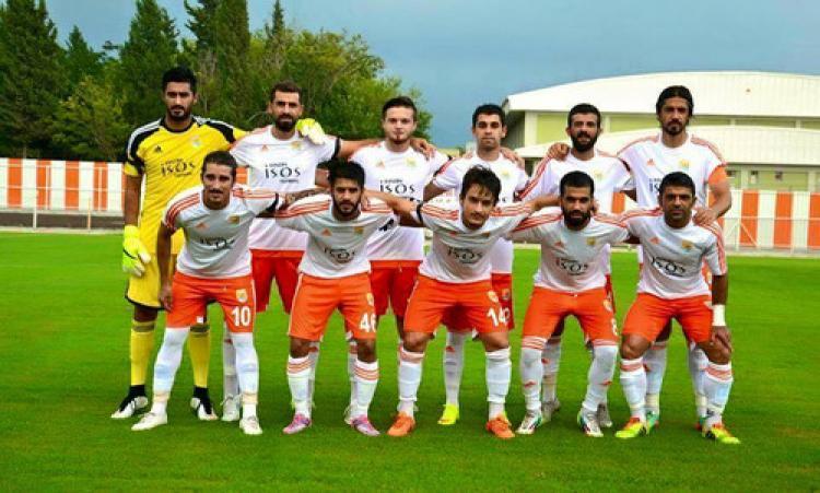 Erzin Belediyespor, Kozan Beldiyespor'u 4 -2 yendi