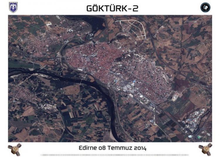 Göktürk-2, Türk bayrağını uzayda taşımaya devam ediyor