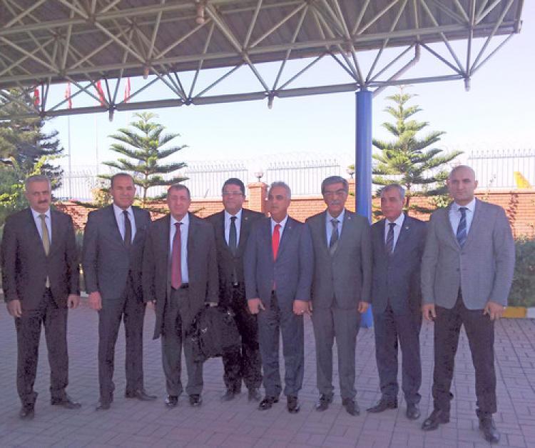 MHP Genel Başkan Yardımcısı Özdağ: Bölgede insanlık dramı yaşanıyor