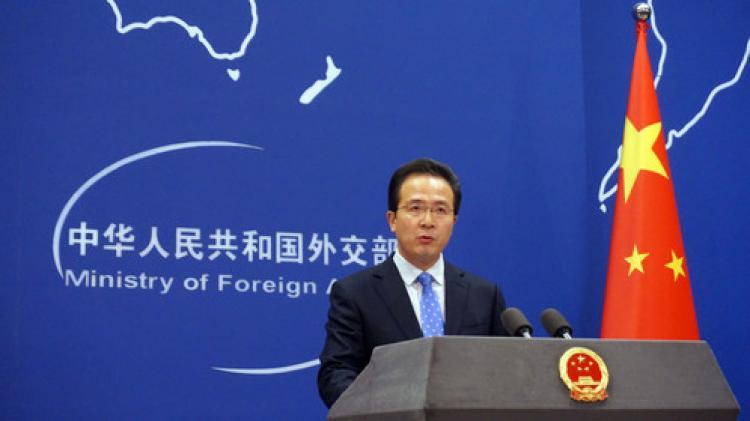 """Çin'den """"Suriye'deki savaşa katılacakları"""" iddiasına cevap"""