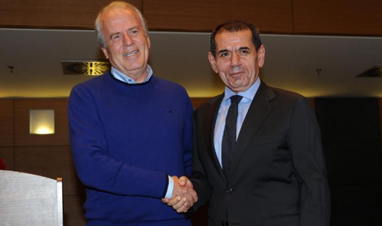 Galatasaray'ın yeni teknik direktörü Mustafa Denizli