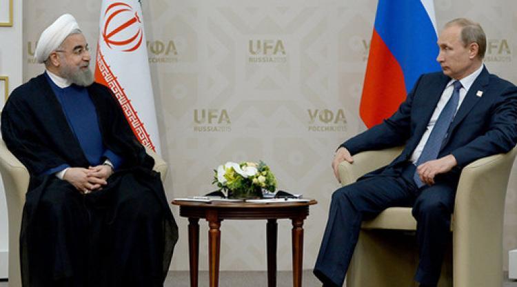 Putin ve Hamaney Suriye konusunda hemfikir