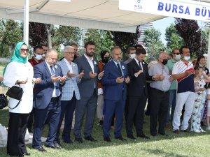 Soykırım kurbanları Bursa'da anıldı