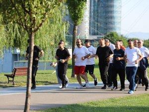 Bursalılar, haydi spora!