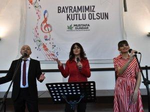 Bursa'da online konser