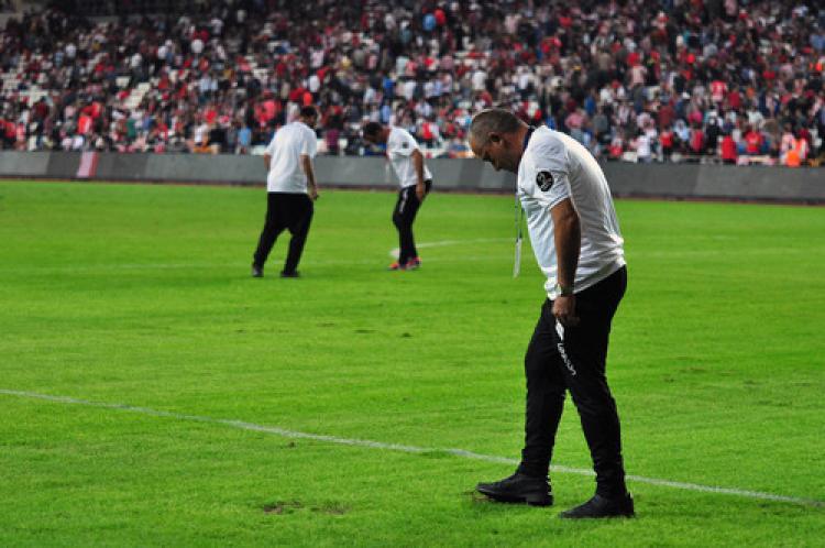 Antalyaspor-Osmanlıspor maçı Akdeniz Üniversitesi'nde