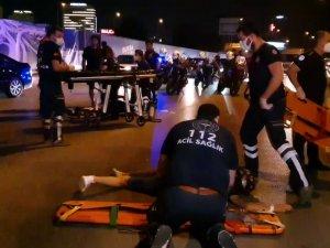 Nilüfer'de feci kaza: 2 yaralı