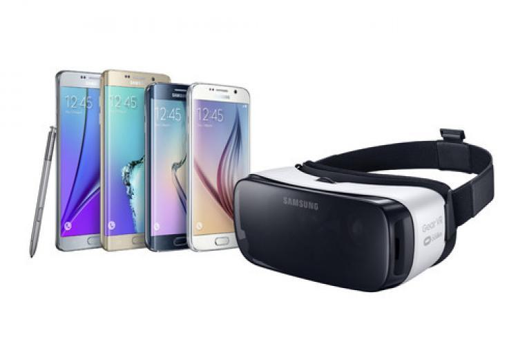 Samsung Gear VR sanal gerçeklik gözlüğü piyasaya sürüldü
