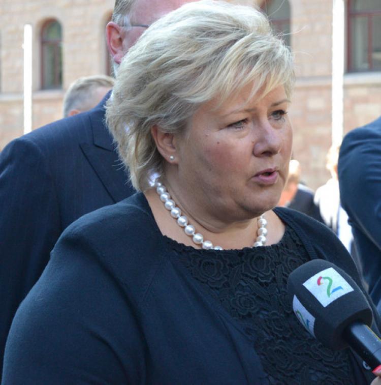 Norveç Başbakanı: Teröristlerin amacı bizi korkutmak