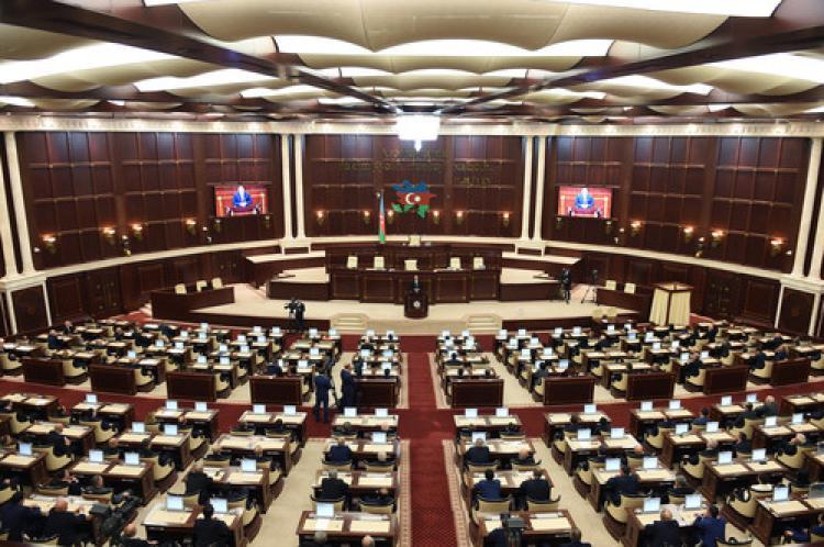 Aliyev: Azerbaycan, Avrupa'nın enerji haritasına yön verdi
