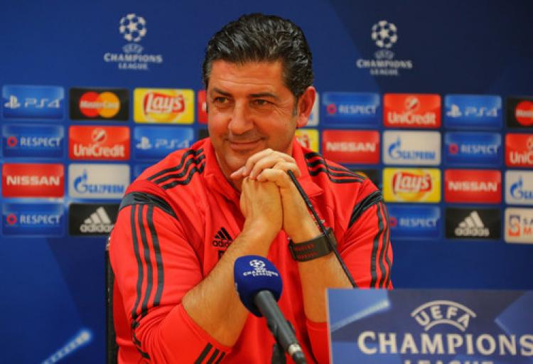 Benfica, Astana'da turu garantilemek istiyor