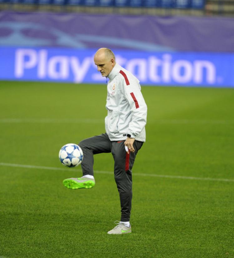 Galatasaray, Atletico Madrid maçına hazır