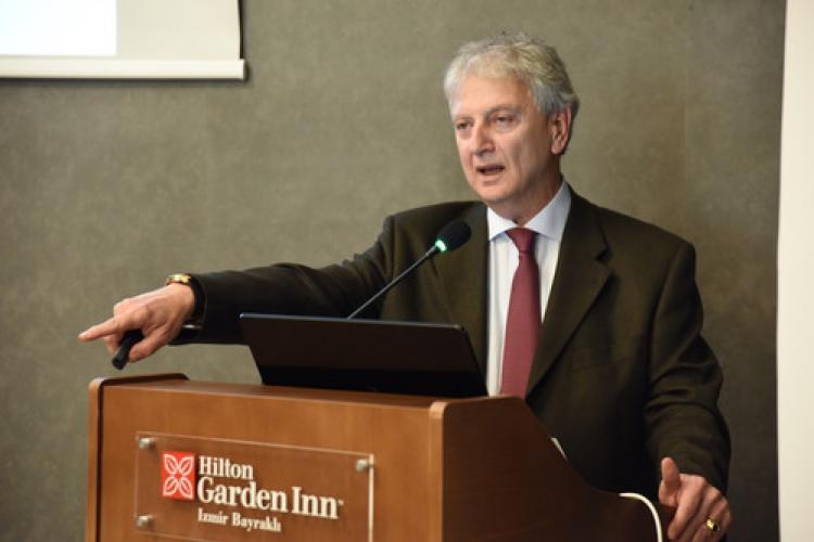 EBSO: Türkiye'nin önünde güvenlik, ekonomi ve ayrışma riski var