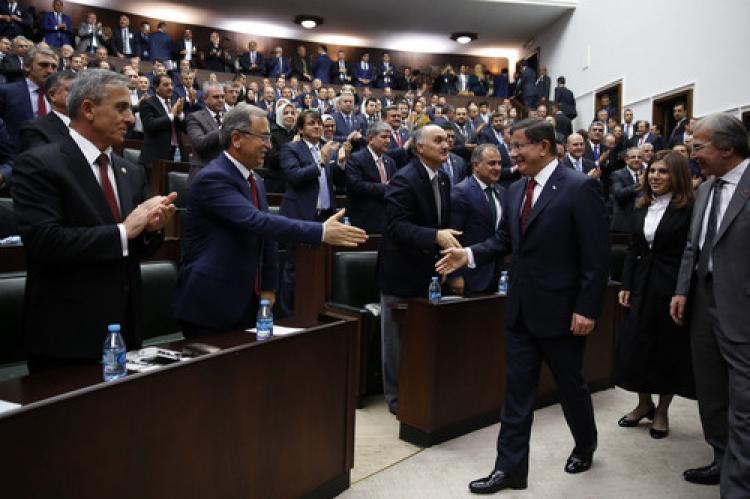 Davutoğlu: Müdahale angajman çerçevesinde