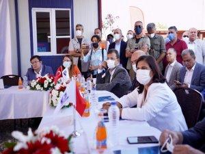 CHP lideri Büyükşehir Başkanlarıyla Muğla'da