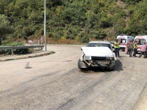Bursa'da kaza: 7 yaralı