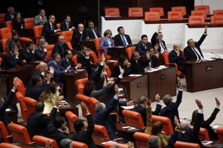 Meclis Başkanlık Divanı üyeleri belli oldu
