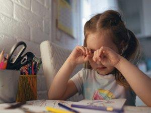 Çocuklarda görme bozukluğuna dikkat