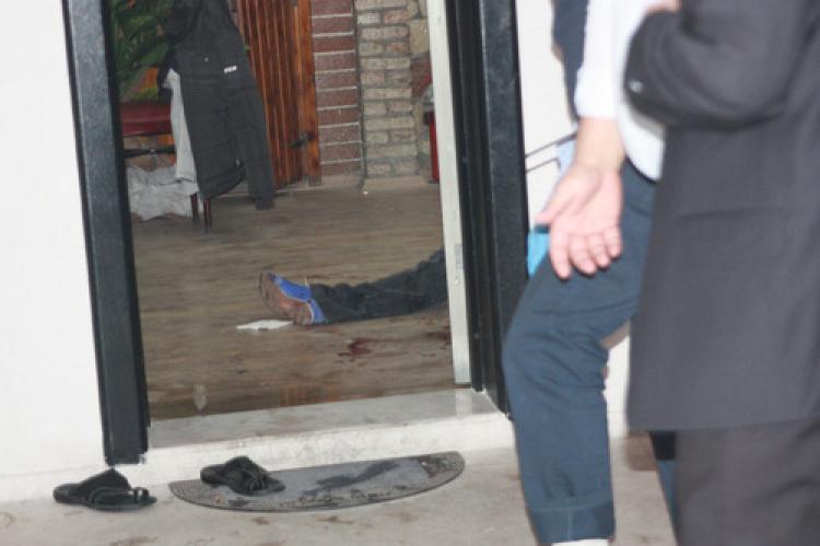 Bar kavgası: 1 ölü, 1 yaralı