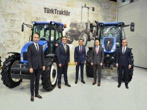 TümTraktör yeni modelleriyle Bursa'da