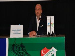 Bursaspor'da yeni işbirliği