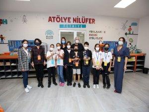 Nilüfer'de Kadın ve Çocuk Akademileri