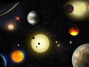Güneş ağır gezegenlerle karşı karşıya
