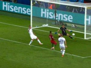 Portekiz: 1 - İzlanda: 1
