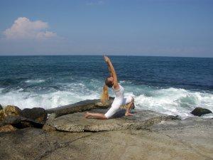 Abant'ta yoga festivali