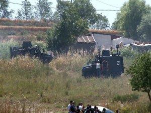 Arnavutköy'de çatışma