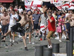 EURO2016 Fransa'da olaylar durmuyor