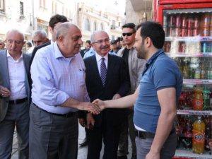 Türkeş, Mardin'de