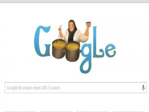 Google Adile Naşit'i unutmadı