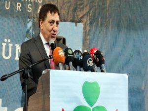 Vali İzzettin Küçük, Bursa'daki görevine başladı