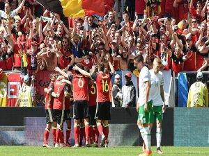 Belçika: 3 - İrlanda Cumhuriyeti: 0