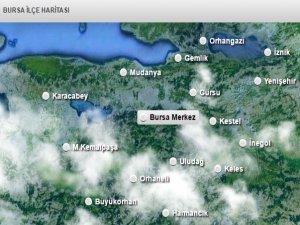 Bursa'da hava
