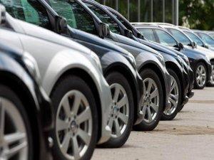 Avrupa otomobil pazarı daraldı