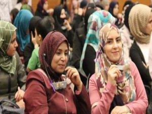 Mülteci kadınlara panel!