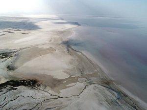 Tuz Gölü kuruyor!