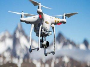 Dron aklını kullanacak!