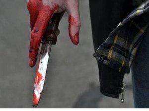 Bıçaklı saldırgan