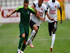 Bursaspor'da yeni ayrılıklar