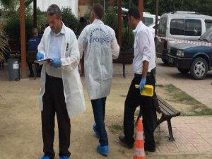 Bursa'da hastane bahçesinde dehşet!