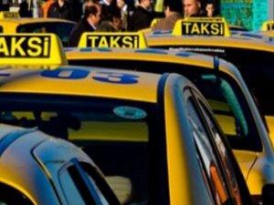 Taksici hayatının kabusunu yaşadı!