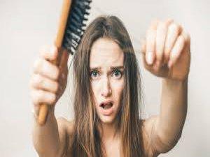 Saç dökülmesine dikkat