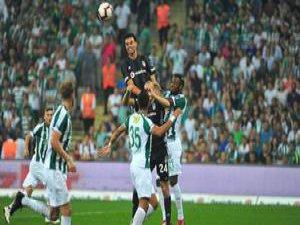 Bursaspor 1-1 Beşiktaş